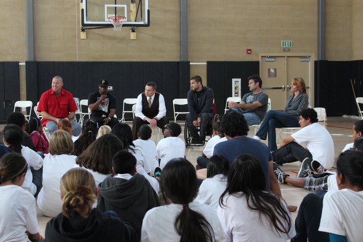 PEER LEADERS UNITING STUDENTS